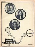 Detroit Emeralds I Think Of You Single Ad 20 July 1973.JPG
